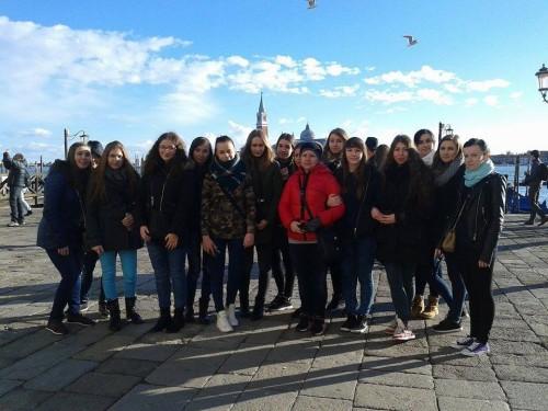 Zwiedzanie Wenecji – niedziela 22/11/2015